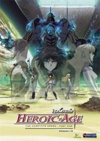 Heroic Age DVD Set 1