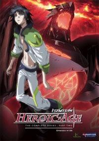 Heroic Age DVD Set 2