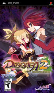 Disgaea 2: Dark Hero Days on PSP