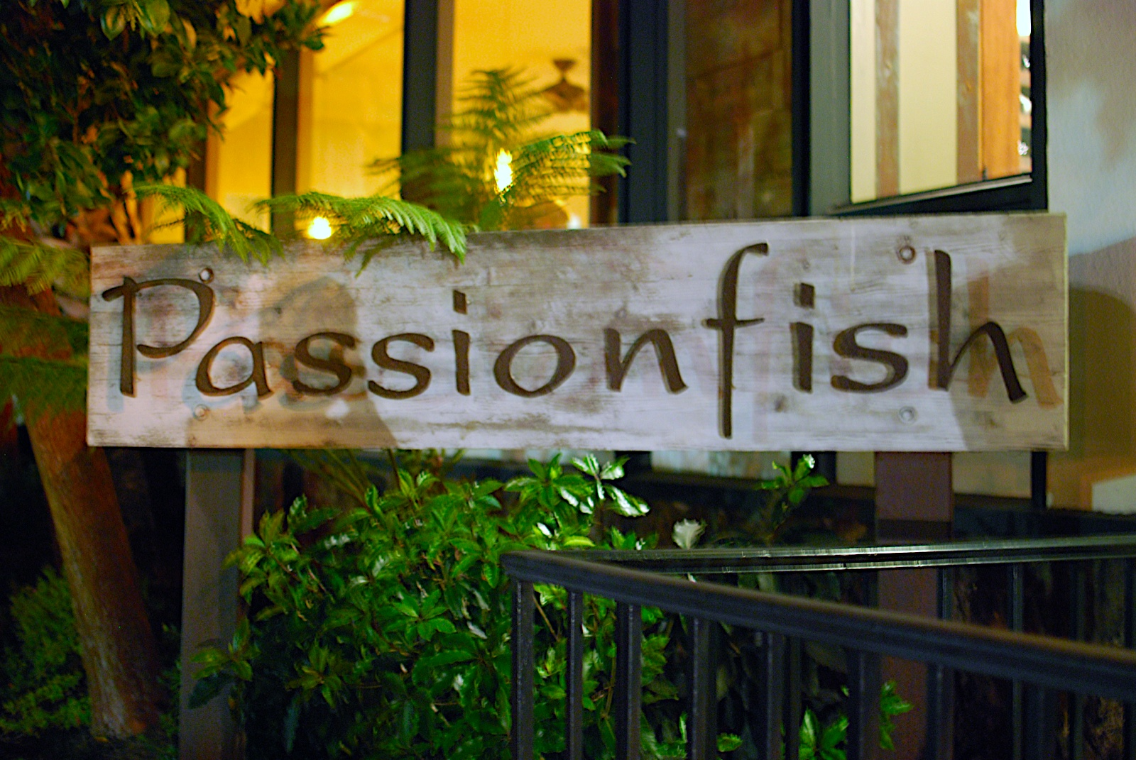 Insert food passionfish pacific grove ca for Passion fish monterey