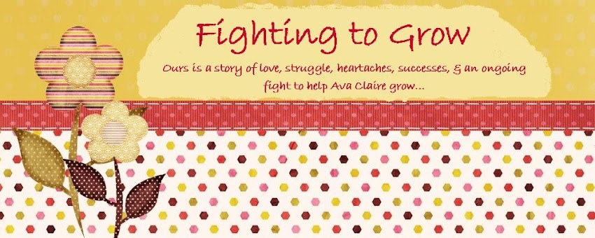 Fighting to Grow
