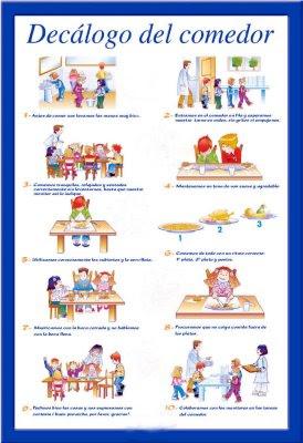 Ceip e tierno galv n comedor escolar for El comedor escolar