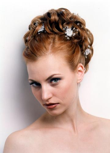 Wedding Hairstyles Down With Headband. Top Wedding Hairstyles in 2010
