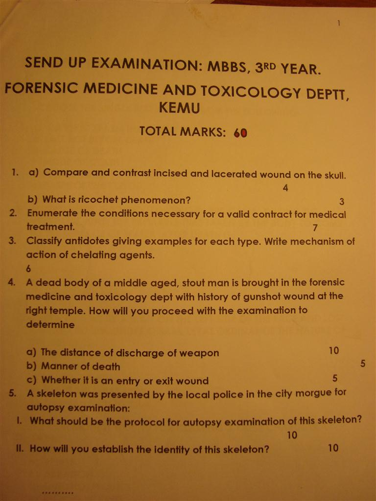 forensic medicine research papers Name public position papers past presidents awards advertise with name   the name is the premier professional organization for medical examiners,   for best practices and excellence in forensic pathology and death investigation   promoting research and advancing knowledge ensuring access to ethical,.