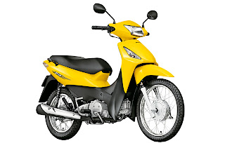 New Honda Supra 125 Indonesia Like Honda Nova Biz Brasil