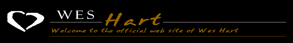 Wes Hart- Official Page
