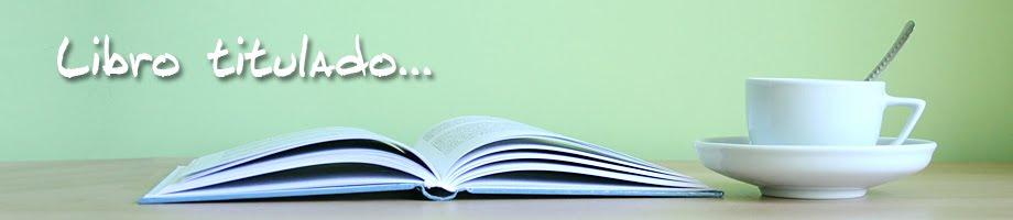 Libro titulado...