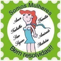 SELO SOMOS MULHERES BEM RESOLVIDAS