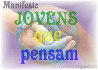 SELO MANIFESTO JOVENS QUE PENSAM