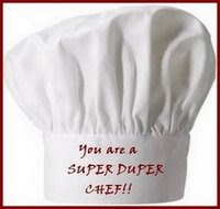 Sono un super chef.......