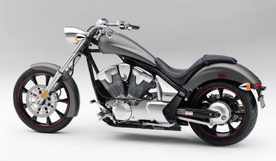2010 Honda Chopper - Honda Motorcycle Models  2010 Honda Fury