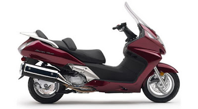 HONDA Scooter - 2009 Honda Motorcycle Models  2009 Honda Silver Wing ABS