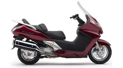 HONDA Scooter - 2009 Honda Motorcycle Models  2009 Honda Silver Wing ABS