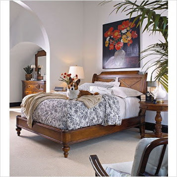 Sunset Contemporary Bedroom Home Decor Gallery