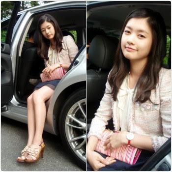 Foto Jung So Min artis korea