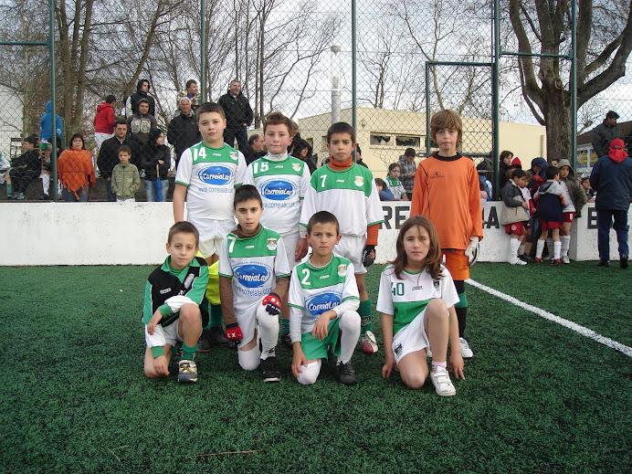 Equipa de 2000 em Balasar. Dezembro de 2008