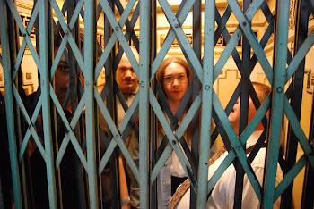 Botinas no elevador - o filme