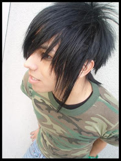 Emo Hairstyles For Boys Haircuts Cut Hairstyle