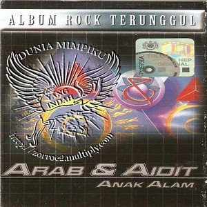 Area Download Mp3 Arab & Aidit - Anak Alam 1991 (Full Album)