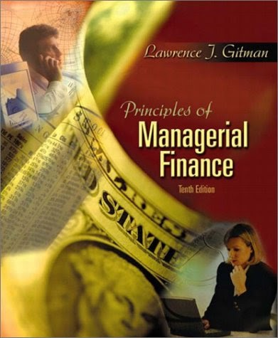 gitman l j 2009 principles of managerial finance 12th ed boston pearson addison wesley Principles of managerial finance (12th ed 2009 sd 2011 mishkin, f s (2001) the economic of money, banking, and financial market new york: addison wesley.