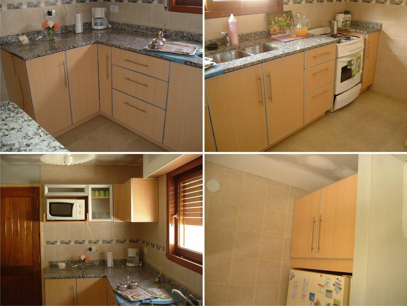 Egdi amoblamientos cocina en color haya for Amoblamientos para oficina