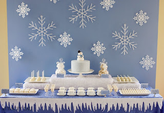 modern baby shower by chic gifts by sass baby grows while it snows