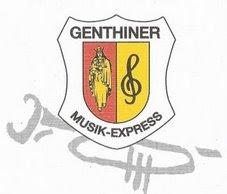 Gästebuch des Genthiner Musik-Express