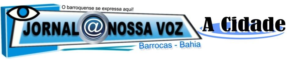 Jornal @ Nossa Voz - A Cidade