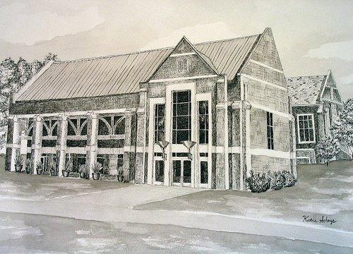 The Benton Museum of Art