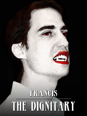 Francis trading card