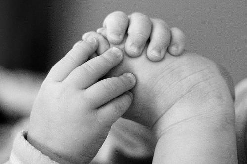 Mere Coapte Bebe cu Miros de Mere Coapte