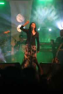 Breve o Lançamento do DVD da cantora:Isabel Nascimento & banda ICTOS