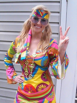 chica hippy