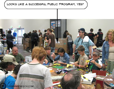 maker faire, public programs, museums