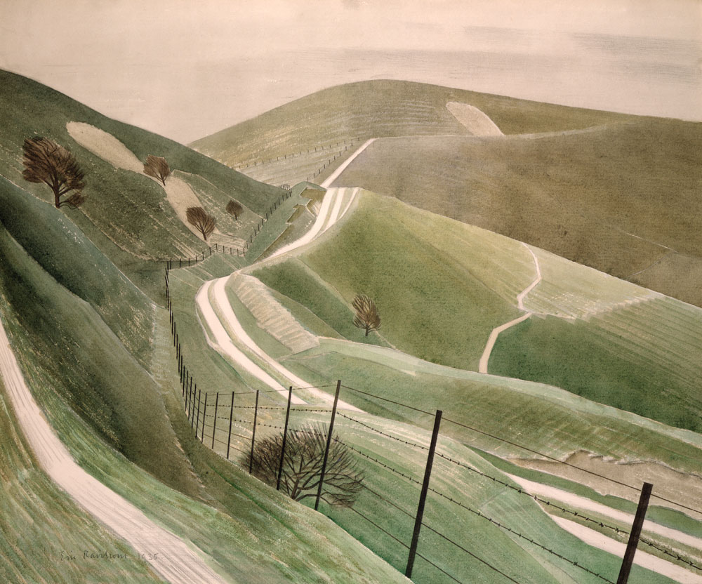 what is this?): Eric Ravilious Carried On
