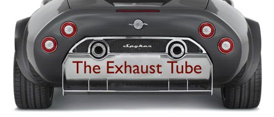 The Exhaust Tube