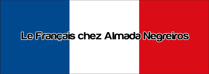 Le français chez Almada Negreiros