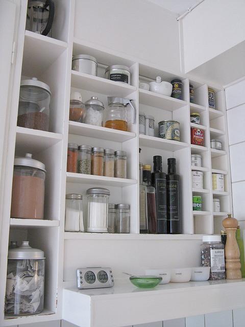 Как хранить вещи на кухне