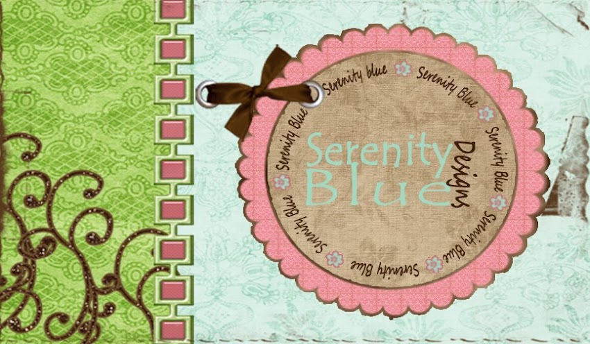 Serenity Blue Digital Designs