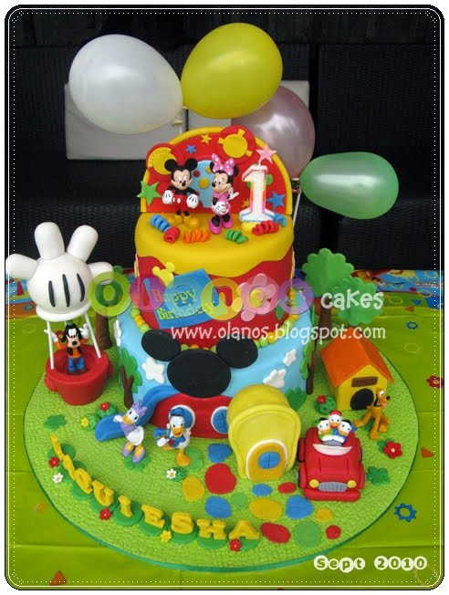 Green Bowling Cake Decorations