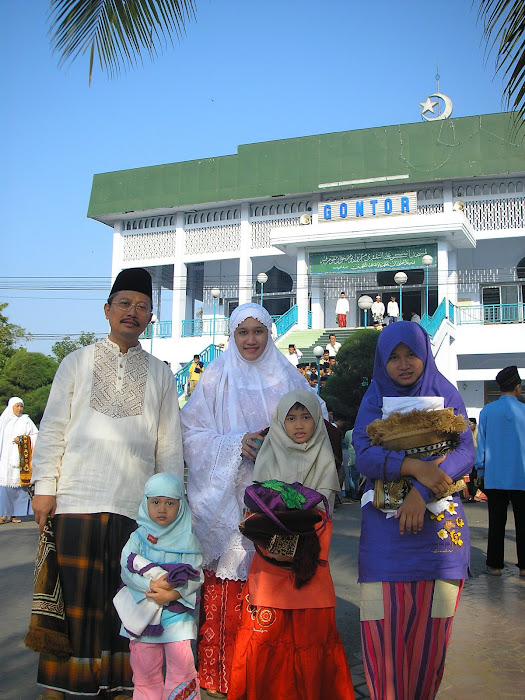 The Ridlo's Family
