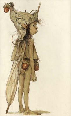 Creative Drawings Of Elves Seen On www.coolpicturegallery.net