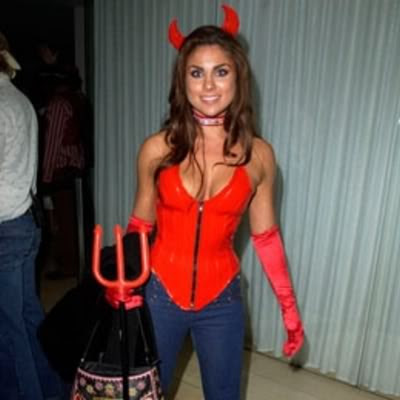 Celebrity In Hot Halloween Costume Seen On  www.coolpicturegallery.us