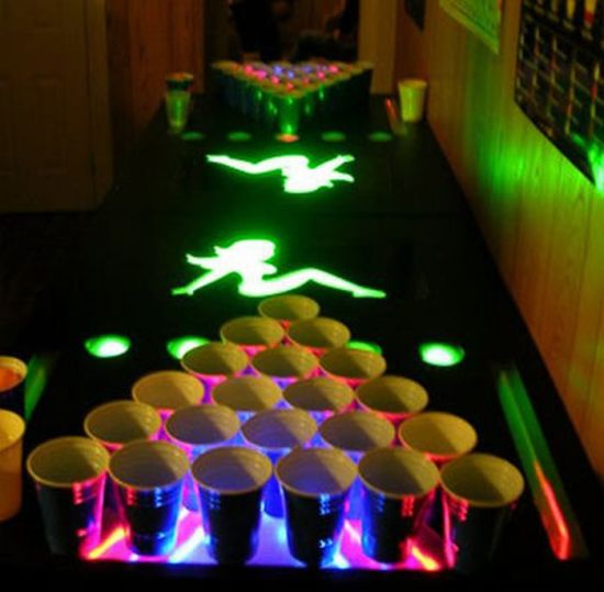 damn fresh pics awesome beer pong tables. Black Bedroom Furniture Sets. Home Design Ideas