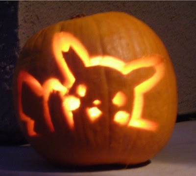 Cool Pokemon Pumpkin Seen On www.coolpicturegallery.us