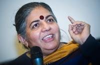 Vandana Shiva apoia Segunda sem Carne