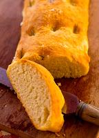 Pão de Batata, Azeite e Alecrim