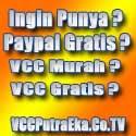 vcc, vcc gratis, vcc murah, vcc berkualitas, vcc, paypal, akun paypal, vccputraeka.co.tv