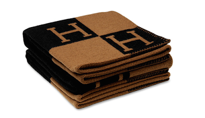 hermes replica avalon blanket