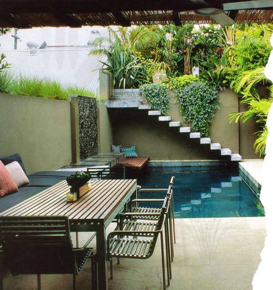 Inner City Backyard Ideas : ve been swooning over modern gardens lately